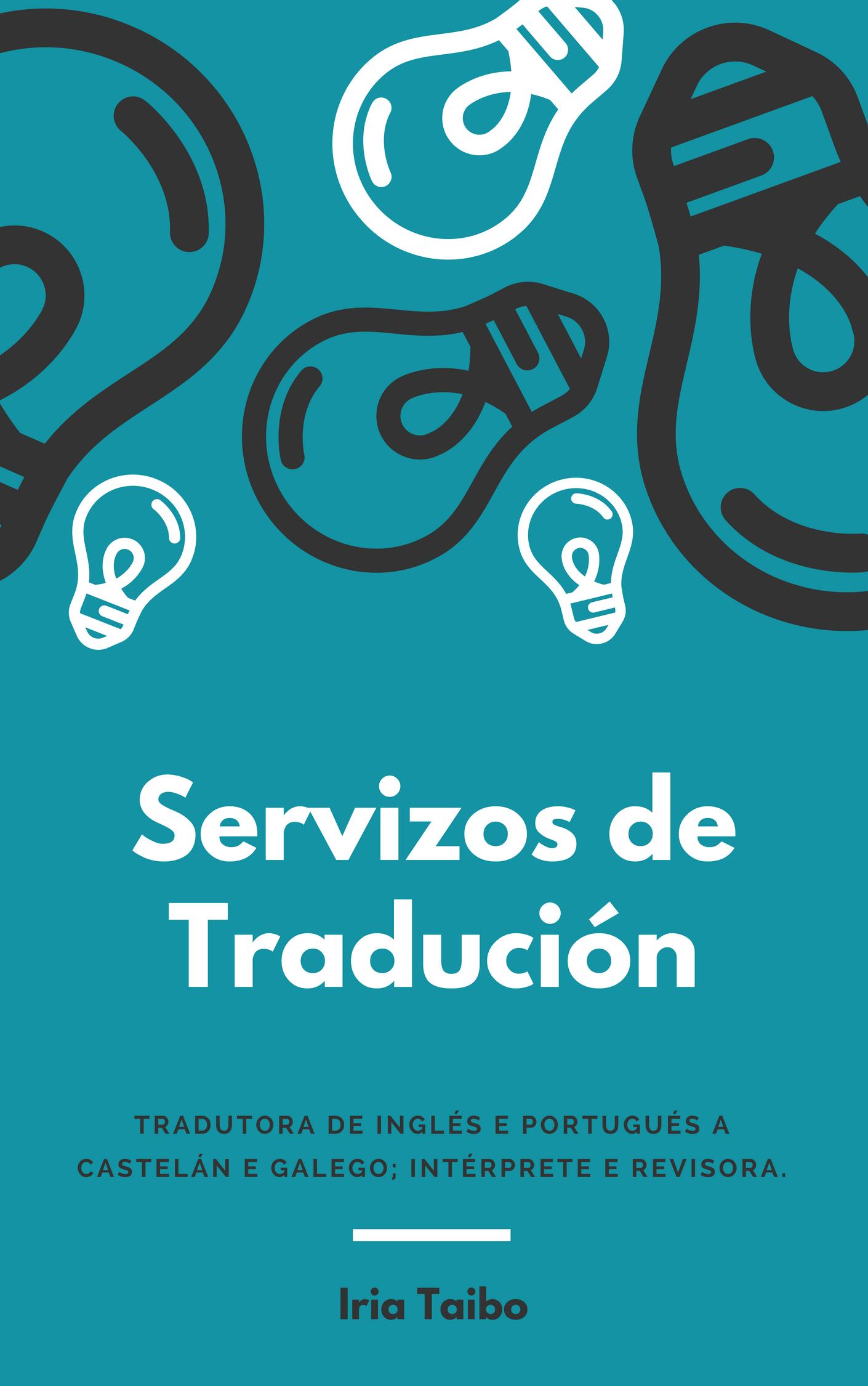Imaxe Ebook Servizos de Tradución